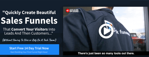 ClickFunnels - The Industry Standard Funnel Builder