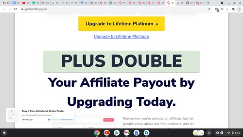 Earning Money as an Affiliate Right Away with GrooveFunnels
