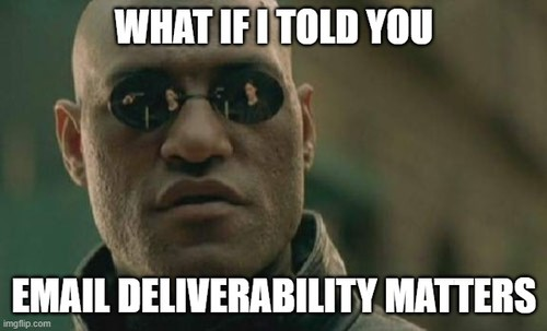 Email Open Rates Start With Deliverability