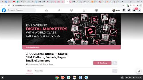 GrooveFunnels haves Huge Online Community