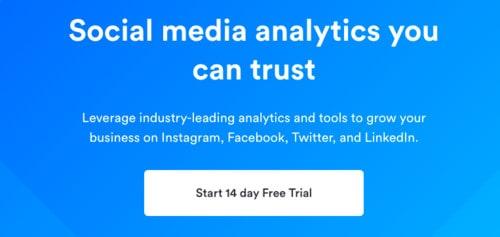Screenshot of Iconosquare - My Favorite Instagram Analytics Tool
