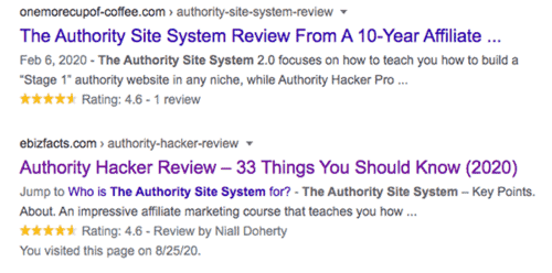 SmartBusinessTrends loves The Authority Site System Review